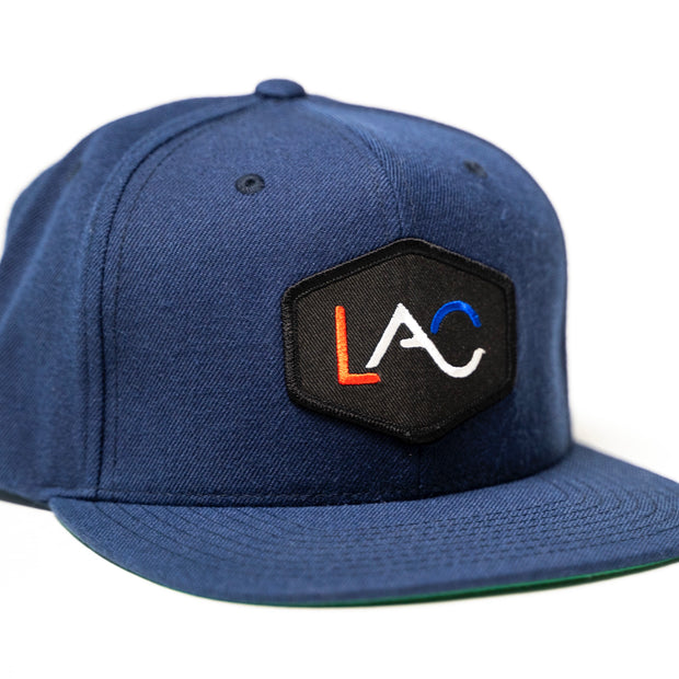 LAC USA PATCH SNAPBACK HAT