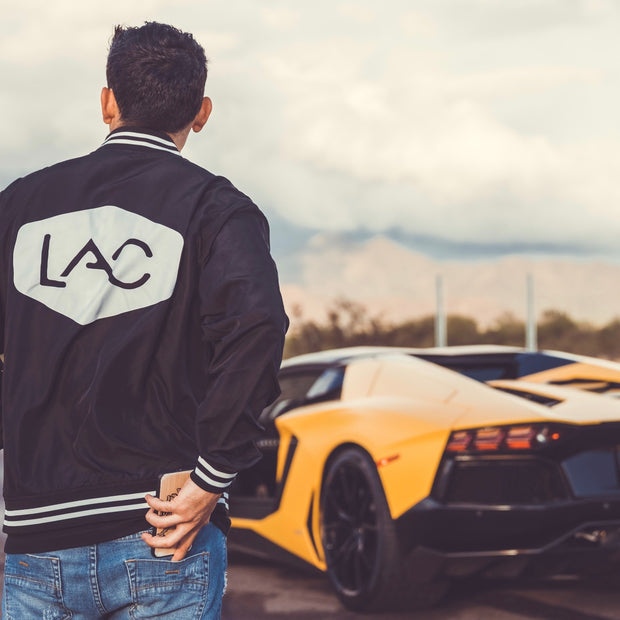 LAC LIGHTWEIGHT BOMBER JACKET