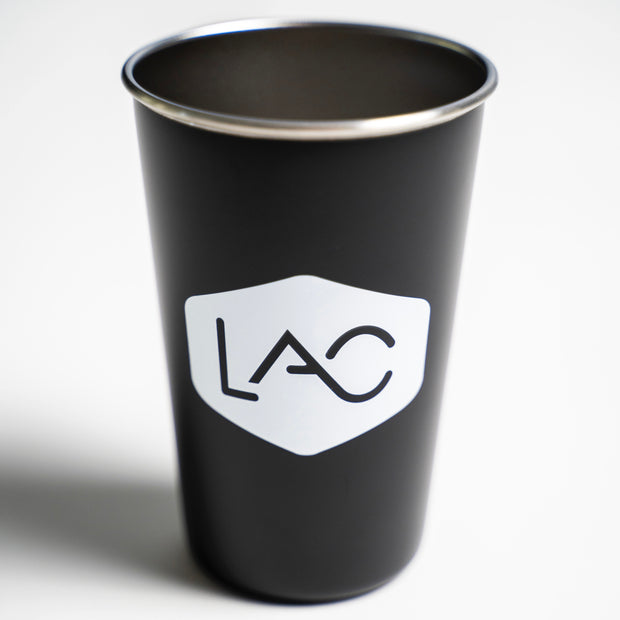 LAC STAINLESS STEEL PINT CUPS