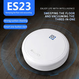 Automatic USB Charging Wireless Sweeping Robot Vacuum Cleaner Cordless Vaccum Robot Carpet Robots Mop Aspirador Aspiradora Robot