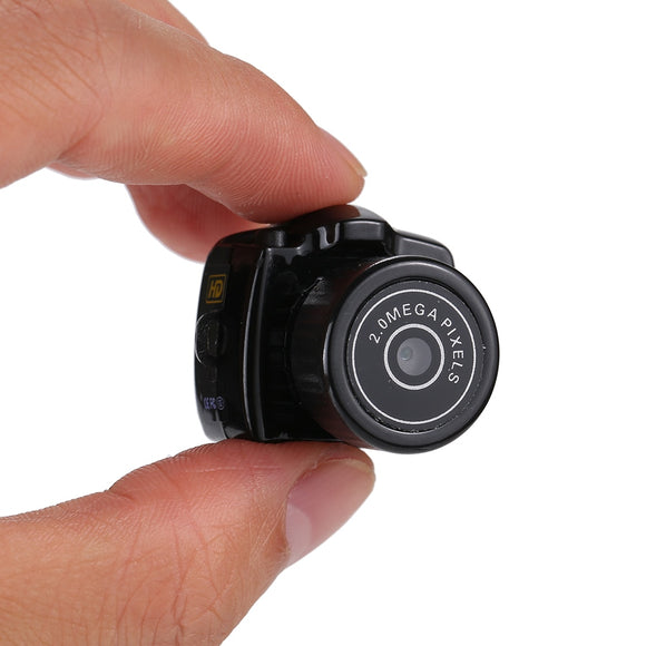 Mini Cam High Definition Video Camera Newest Portable Cam Super Lightweight Great Gifts Recording Function Mini Camera