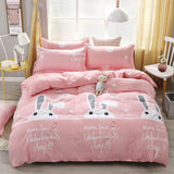 Kawaii Bedding Sets (4 piece)