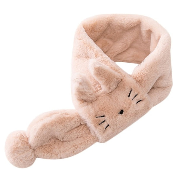 Cat Keep Warm Wraps Scarf
