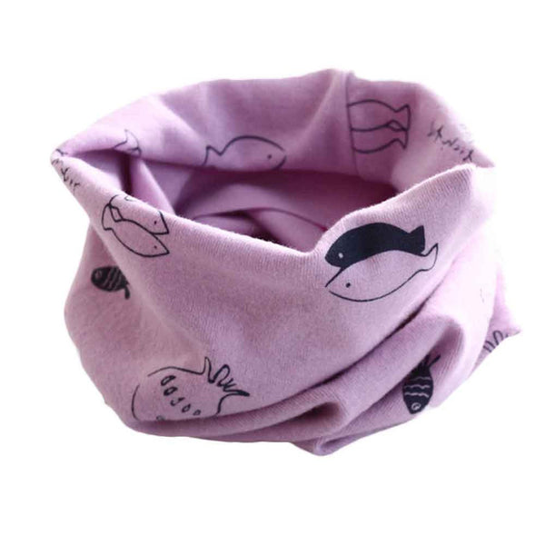 Baby Burp Solid Soft Scarf