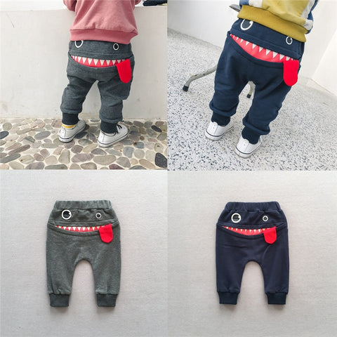 Kids Naughty  Pure Cotton Pants