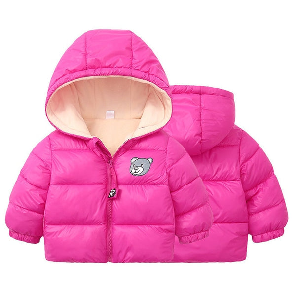 Newborn Jackets For Baby Girls Coat