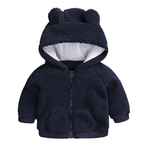 Newborn Baby Clothes Coat