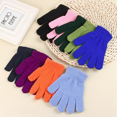 Stretch Autumn Winter Warm Gloves