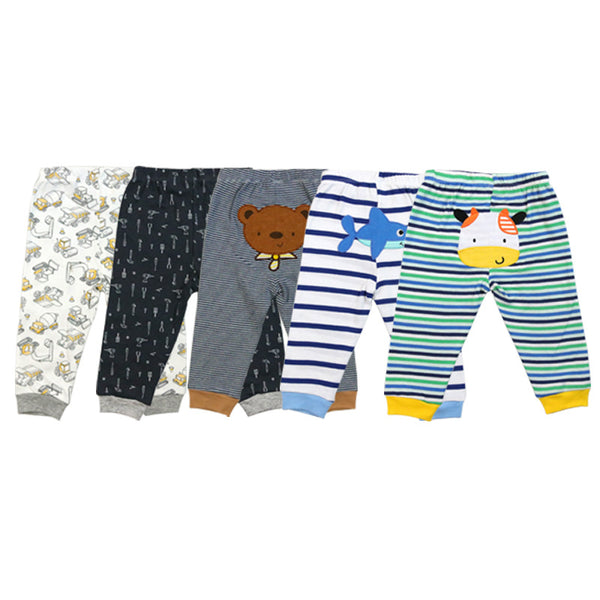 Cuff Style Pant Children Colorful