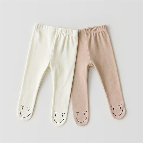 Smile Legging Kids Pants Children