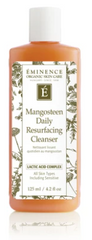 eminence organics mangosteen daily resurfacing facial cleanser product