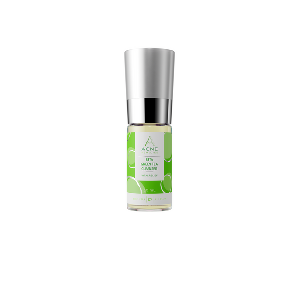 Rhonda Allison Beta Green Tea Cleanser - Acne Remedies