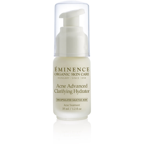 Eminence Organic Skin Care Skin Care Acne Advanced Clarifying Hydrator Face Moisturizer 1.2 oz