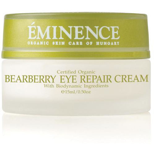 Eminence Organic Skin Care Bearberry Eye Repair Cream
