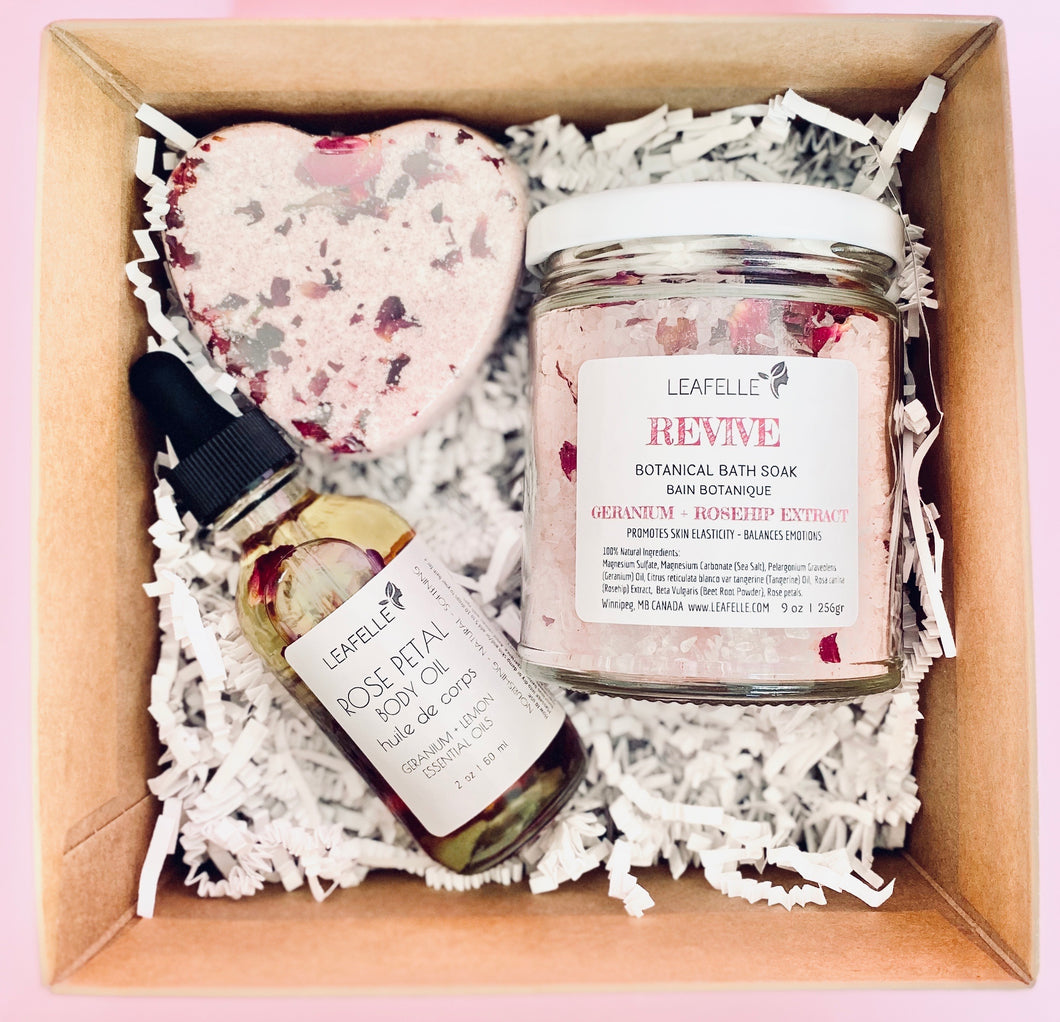 Love + Pamper Gift Set