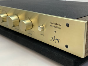 KLYNE AUDIO ARTS 6LX PREAMP W/PHONO & XPS REMOTE POWER SUPPLY