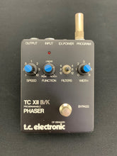 Load image into Gallery viewer, T.C. ELECTRONICS TC XIIB/K PROGRAMMABLE PHASER