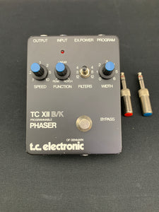 T.C. ELECTRONICS TC XIIB/K PROGRAMMABLE PHASER