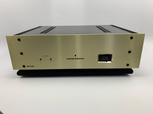 Conrad Johnson MF 2200 Amplifier SOLD OUT