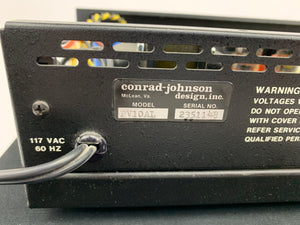 Conrad Johnson PV10AL TUBE PREAMP