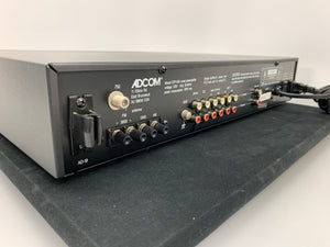 ADCOM GTP-400 PREAMP W/TUNER