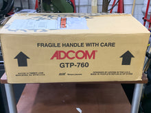 Load image into Gallery viewer, ADCOM GTP-760 5 CHANNEL TUNER PREAMPLIFIER