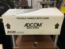 Load image into Gallery viewer, ADCOM GFA-545II STEREO AMPLIFIER