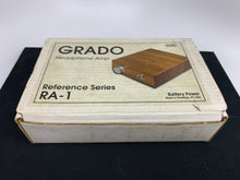 Load image into Gallery viewer, GRADO RA-1 HEADPHONE AMP (BATTERY POWERED)