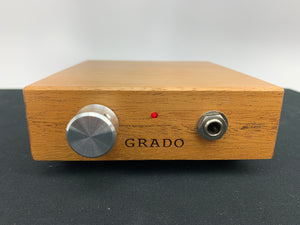 GRADO RA-1 HEADPHONE AMP (BATTERY POWERED)
