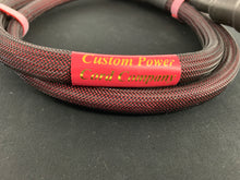 Load image into Gallery viewer, Custom Power Cord Company Model 11 6 Foot Power Cord