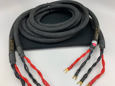 HARMONIC TECH PRO-9 6N BIWIRE SPEAKER CABLES 16 FOOT