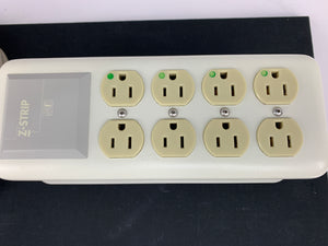 MIT Z-STRIP / POWER STRIP (8-OUTLETS)