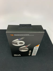 RHA T10i In Ear Monitors 1st Gen