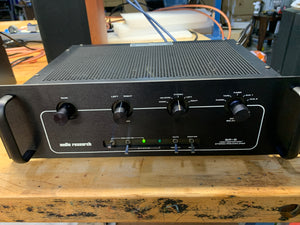 AUDIO RESEARCH SP-8 PREAMP W/PHONO BLACK FACEPLATE