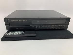 California Audio Labs ICON CD player