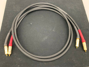 AUDIO ART IC-3SE RCA INTERCONNECT CABLES 1.5 METER