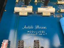 Load image into Gallery viewer, AUDIBLE ILLUSIONS MODULUS IID PREAMPLIFIER