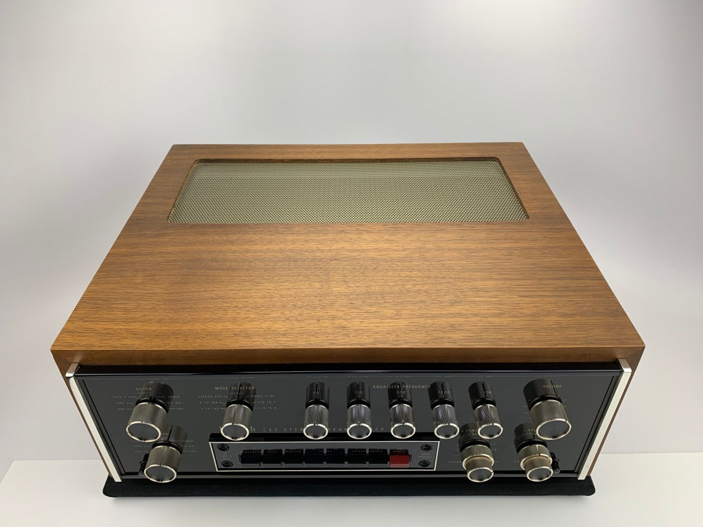 Mcintosh C33 Wood Case ONLY