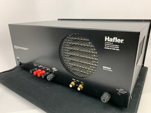 HAFLER DH-500 AMPLIFIER (HEAVILY MODDED BY MUSICAL CONCEPTS)