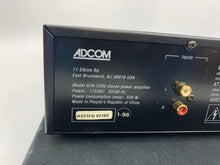 Load image into Gallery viewer, ADCOM GFA 5200 AMPLIFIER