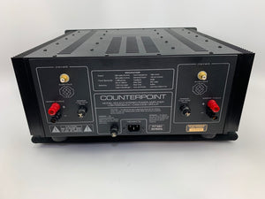 COUNTERPOINT SOLID 2 POWER AMP