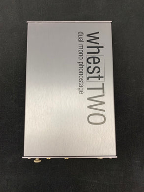 WHEST TWO DUAL MONO PHONOSTAGE PREAMP