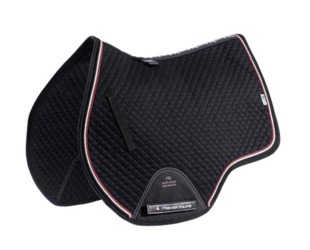 PEI Euro Close Contact Jump Saddle Pad