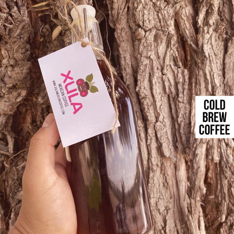 Xula Mexican Coffee - Cold Brew Coffee - Xula Mexican Coffee
