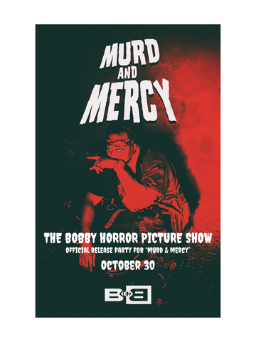B.o.B Presents Murd & Mercy: the Bobby Horror Picture Show (Album Release Party)