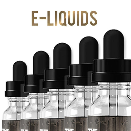 E-Liquids you will love to vape.