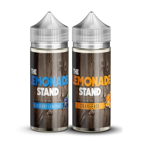 The Lemonade Stand E-Liquid - Discontinued Flavors - 60ML/100ML - Dairy Drip Wholesale