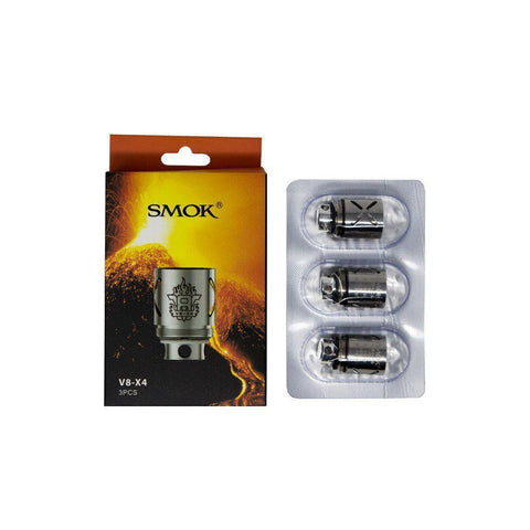 SMOK TFV8 Replacement Coils - Dairy Drip Wholesale