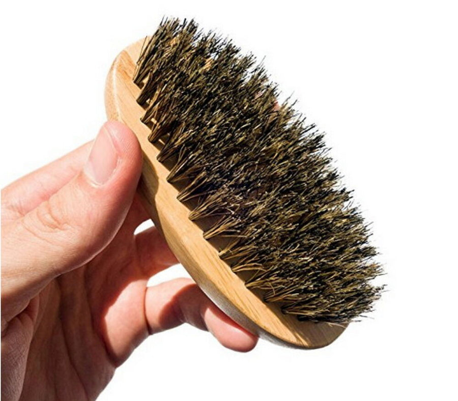 The ShipShaper Natural Boar Brush - TheShipShaper