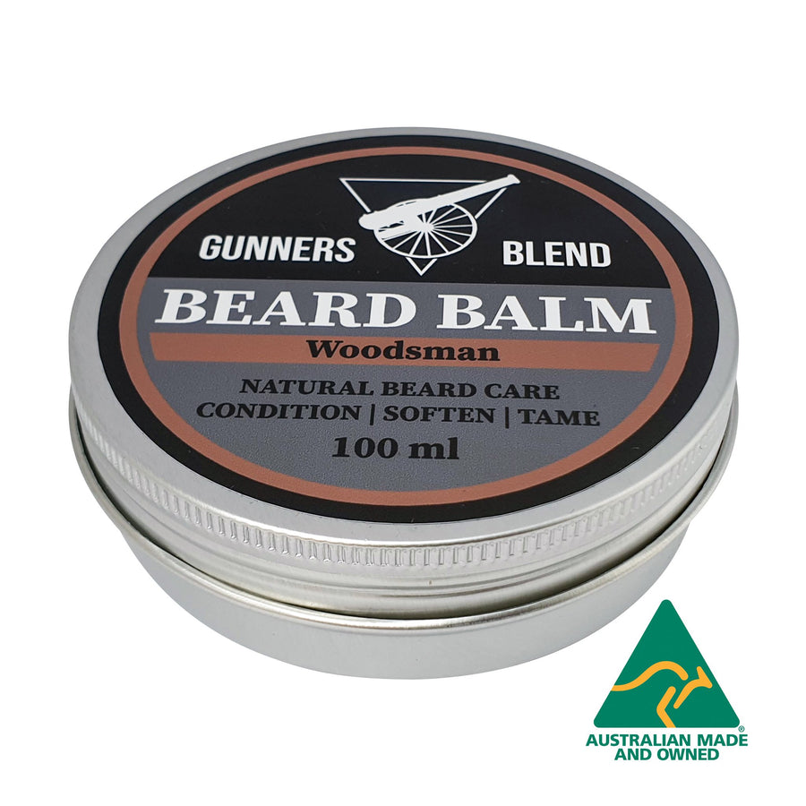 Woodsman Beard Balm - TheShipShaper